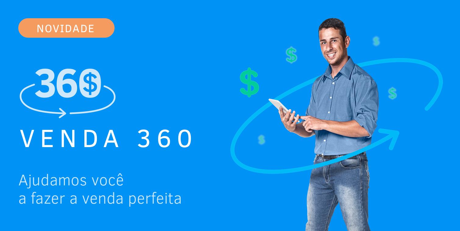 Garanta uma venda 360